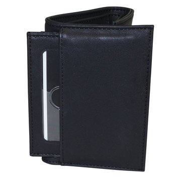 Buxton Men's  RFID Diablo Men's ID Three Fold Wallet