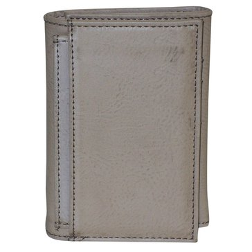 Buxton RFID Baja Men's ID Three Fold Wallet