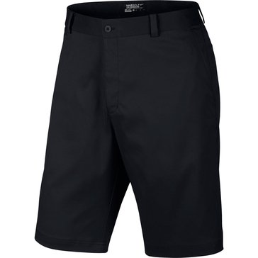 NIKE GOLF SHORT FLAT FRONT BLACK BAS_D