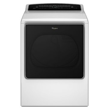 Whirlpool 8.8-Cu.Ft. Electric Dryer, White (WED8500DW)