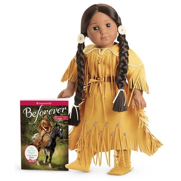 American Girl Kaya Doll and Book