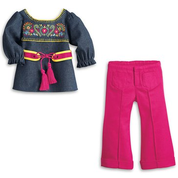 American Girl Julie's Tunic Outfit