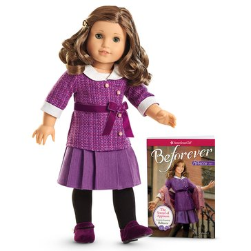 American Girl Rebecca Doll and Book