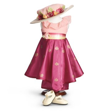 American Girl Rebecca's Movie Dress