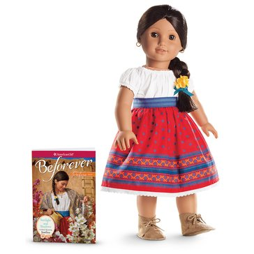 American Girl Josefina Doll and Book