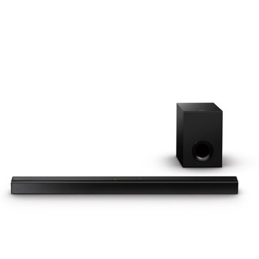 Sony HTCT80 2.1-Channel 80Watt Soundbar with Wireless Subwoofer