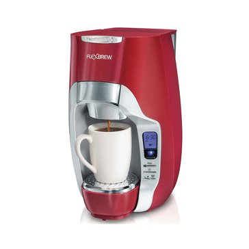 Hamilton Beach FlexBrew Programmable Single-Serve Coffee Maker (49994)