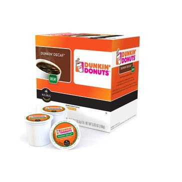 Dunkin' Donuts Dunkin' Decaf, 16-Count