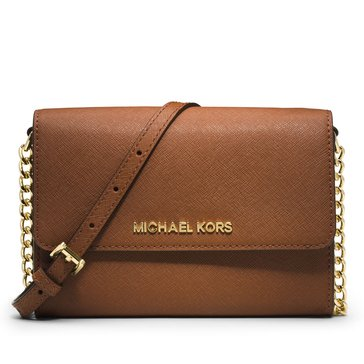 Michael Kors Jet Set Travel Large Phone Crossbody Luggage