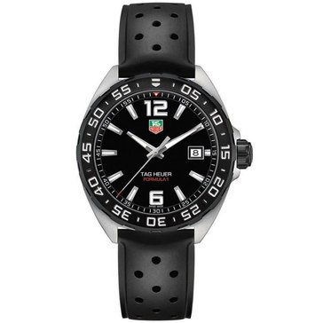 Tag Heuer Men's Formula 1 Black/Black Polymer Watch, 41mm