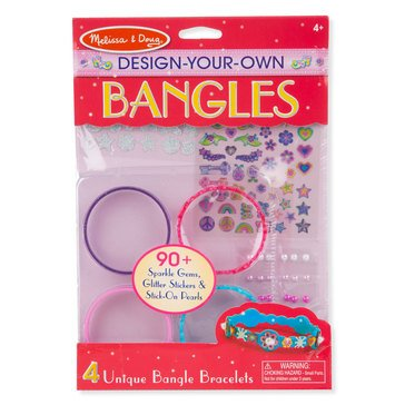Melissa & Doug Decorate-Your-Own Bangles