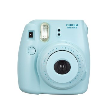 Fuji Instax Mini 8 Camera - Blue