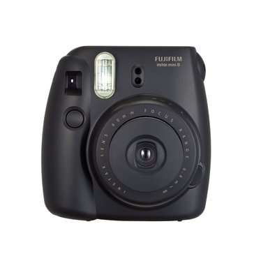 Fuji Instax Mini 8 Camera - Black