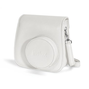 Fuji Instax Mini 8 Camera Case - White
