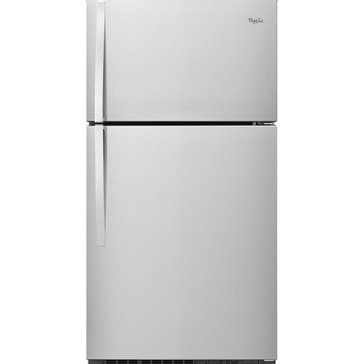 Whirlpool 21.3-Cu.Ft. Top-Freezer Refrigerator (WRT541SZDM)