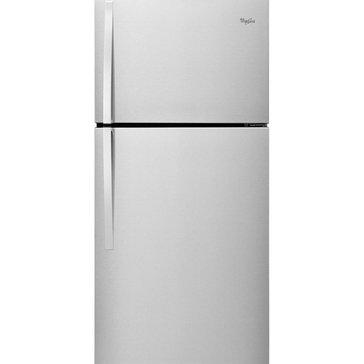 Whirlpool 19.2-Cu.Ft. Top-Freezer Refrigerator (WRT519SZDM)