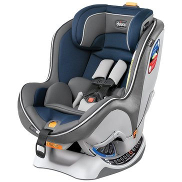 Chicco NextFit Zip Convertible Car Seat, Sapphire