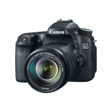 Canon EOS 7D Mark II DSLR Camera with 28-135mm Lens