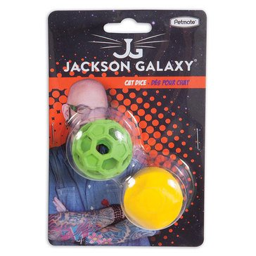 Jackson Galaxy Dice Hol-Lee Roller