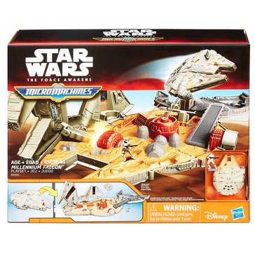 Star Wars Episode 7 Millenium Falcon Playset