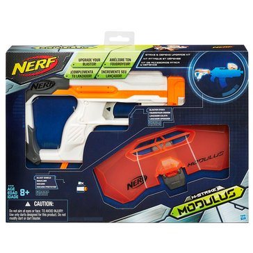 NERF Modulus Strike N' Defend Upgrade Kit