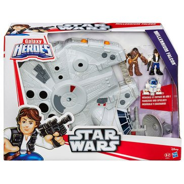 Star Wars Galactic Heroes Millenium Falcon