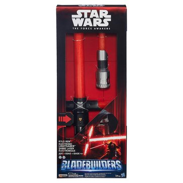 Star Wars Episode 7 Kylo Ren Electronic Lightsaber