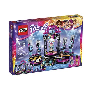 LEGO Friends Pop Star Show Stage (41105)