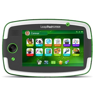 LeapFrog LeapPad Platinum Learning Tablet, Green