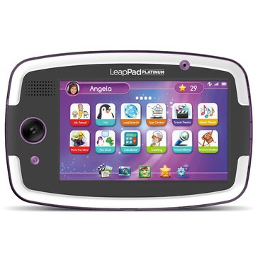 LeapFrog LeapPad Platinum Learning Tablet, Pink