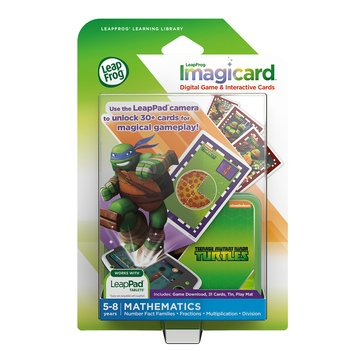 LeapFrog LeapPad Imagicard: Teenage Mutant Ninja Turtles