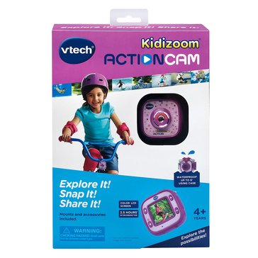 Kidizoom Action Cam - Purple