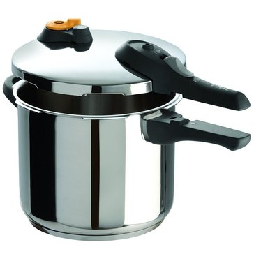 T-Fal Ultimate Stainless Steel 6.3-Quart Pressure Cooker