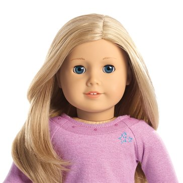 American Girl Truly Me Doll Blue Eyes, Light Skin and Layered Blond Hair