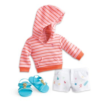 American Girl Seaside Fun Outfit for Dolls