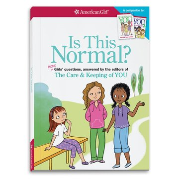 American Girl Is This Normal? Advice Book