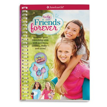American Girl Truly Me: Friends Forever Activity Book
