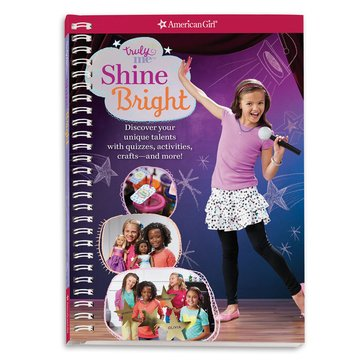 American Girl Truly Me: Shine Bright Activity Book