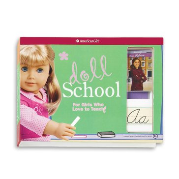 American Girl Doll School Activity Book