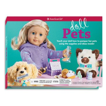 American Girl Doll Pets Activity Book