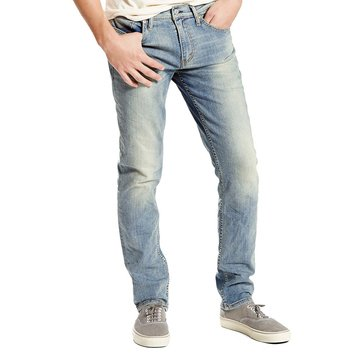 SEP LEVI 511 SLIM FIT MED. STONE_D