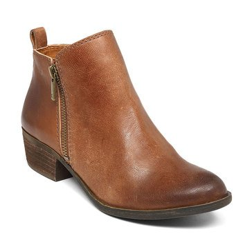 Lucky Brand Basel Women's Bootie Toffee