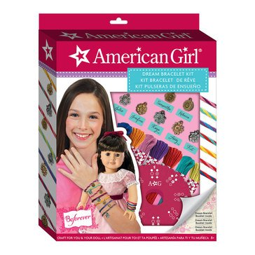 American Girl BeForever Dream Bracelet Kit