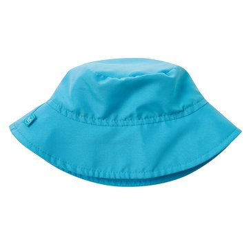The Honest Company Blue Sun Hat, Medium (6-12M)