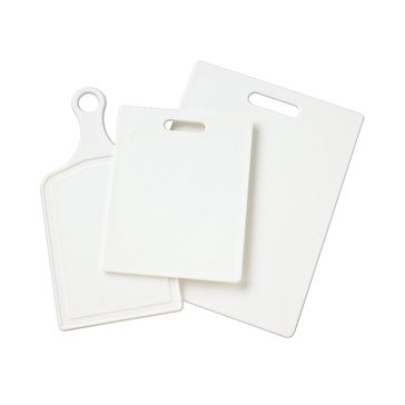 Farberware 3-Piece Poly Cutting Boards