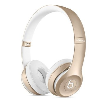 Beats by Dr. Dre Solo 2 Wireless On-Ear Headphone - Gold
