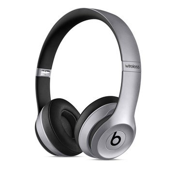 Beats by Dr. Dre Solo 2 Wireless On-Ear Headphone - Space Gray