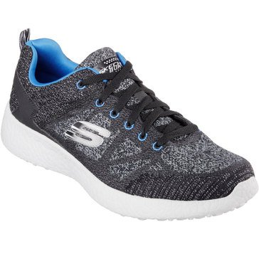 Skechers Sport Energy Burst Men's Training Shoe Black/ Blue