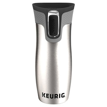 Keurig Stainless Steel 14oz Travel Mug
