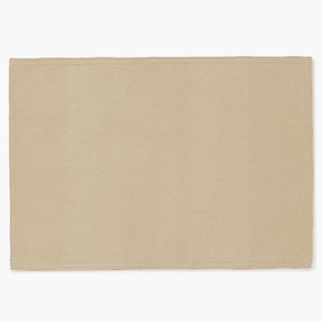 Gold Collection Twill Placemat, Ivory